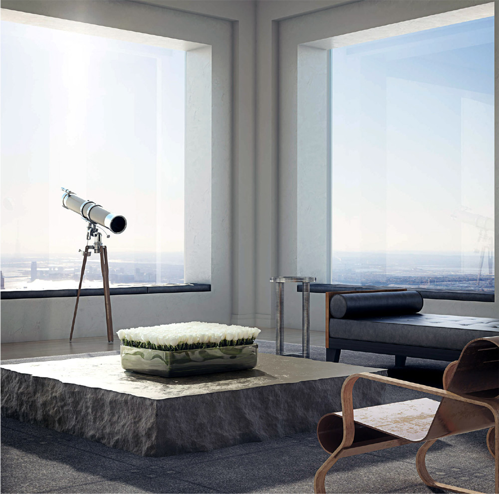 Rafael Viñoly Architects. 432 Park Avenue, Nueva York, 2017